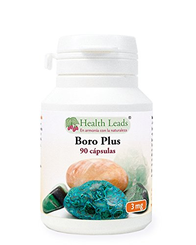 Boro Plus 3 mg x 90 Cápsulas