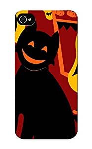 High Quality Tpu Case/ Halloween GHgufeh3276vpYwI Case Cover For Iphone 5/5s For New Year's Day's Gift