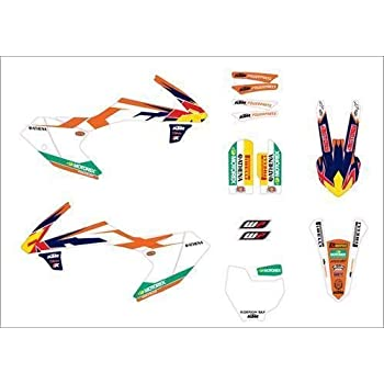 KTM Graphic KitFactory Style P//N 65 SX 2016-2018 ~46308990000