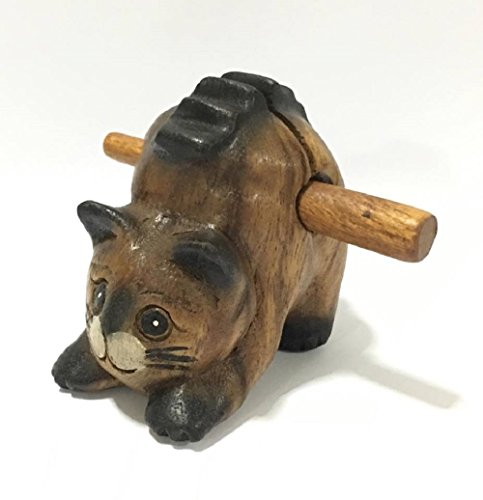 lastwizard-percussion-thai-wood-carving-cat-musical-instrument-tone-block-4