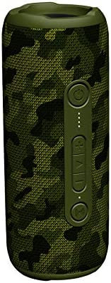 M3 Waterproof Portable Bluetooth Speaker 360 Sub-woofer iPX6 -Dust-Proof – for Indoor-Outdoor Camoflage