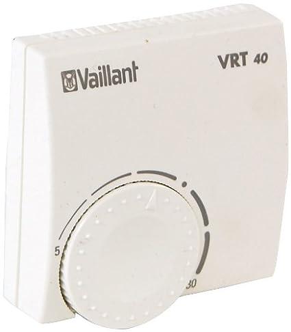 Vaillant VRT 40 300662, Termostato