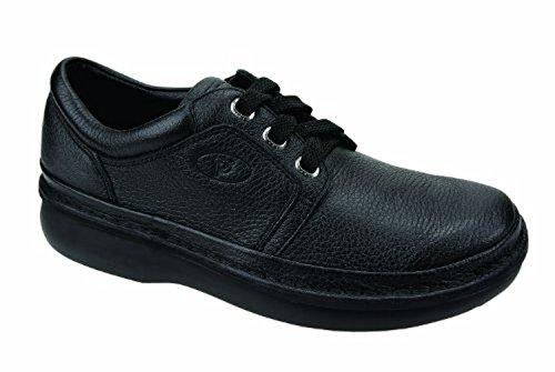 Propeter Mens Villager Chaussure Noire 9,5 X (3e) & Oxy Bundle De Nettoyage