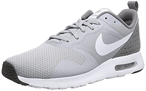 Nike Men's Air Max Tavas Wolf Grey/White/Cool Grey/Wht Running Shoe 11.5 Men US - Grey Sports Shoes