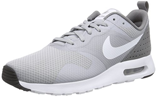 Nike Men's Air Max Tavas Wolf Grey/White/Cool Grey/Wht Running Shoe 9.5 Men US