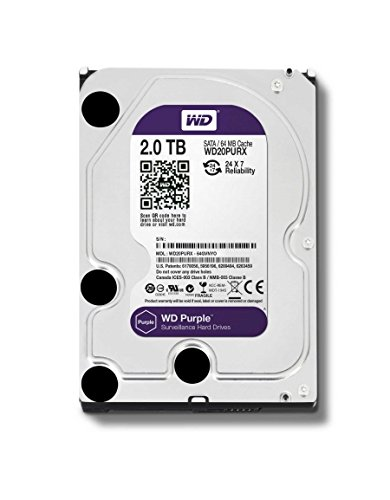 Western Digital PURPLE 2 TB