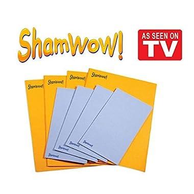 Shamwow 8 Piece Set