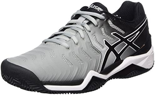 ASICS Gel Resolution 7 Clay Mens Tennis Shoes E702Y Sneakers