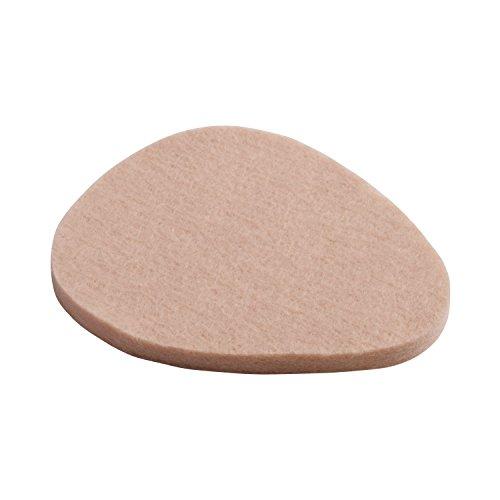 Steins 3/16 Inch Adhesive Felt Meta 20-N Pads, 6 (Steins Foot)