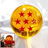 7 Stars Acrylic Dragonball Z Stars Replica Crystal Ball (Large / 76MM)