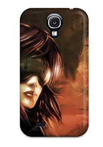 Ideal JohnGWilson Case Cover For Galaxy S4(ghost In The Shell), Protective Stylish Case