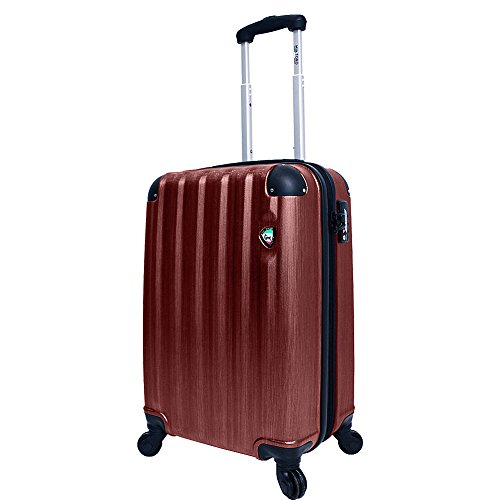 mia-toro-lega-spazzolato-hardside-spinner-carry-on-burgundy-one-size