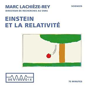 Einstein et la relativité Audiobook