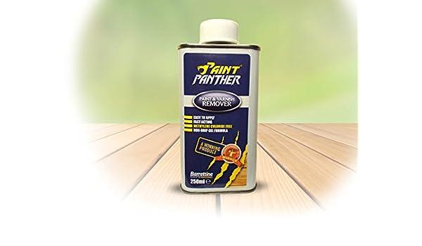 Quitamanchas de pintura y barniz 250 ml: Amazon.es: Bricolaje y herramientas