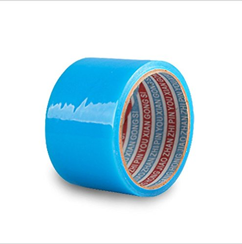 Greenhouse Plastic Polyethylene Film Anti-drip Repair Tape, Blue (4″x108′)