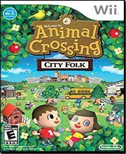 Animal Crossing: City Folk - Nintendo Wii by Nintendo