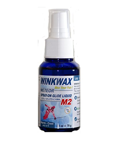 WINKWAX M2 Spray-on Glide Liquid Overlayer 2.4 Ounce Ultimate Speed