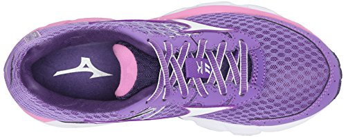 order Mizuno Women's Wave Inspire 11 Running Shoe Deep Lavender/White clearance visit reliable cheap price cheap fashion Style visit cheap price y1LYpAvxI