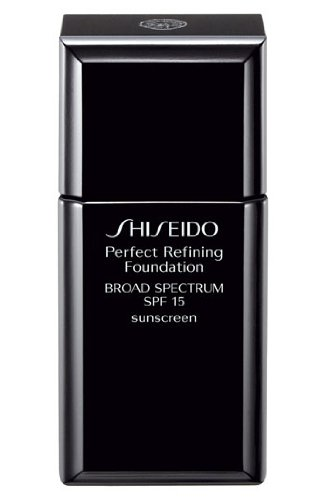 Price comparison product image Shiseido 'Perfect Refining' Foundation spf 15-B00 VERY LIGHT IVORY