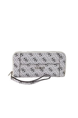Guess Cartera Delaney Largo Zip Around 65 SWSQ4535460 Dove ALEMÁN OV Billetera Damas: Amazon.es: Zapatos y complementos