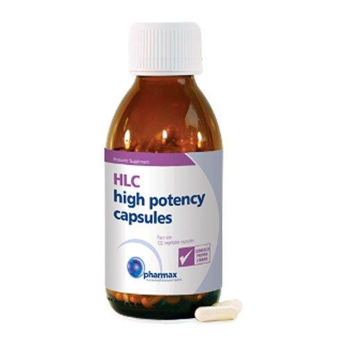 Pharmax - HLC высокой потенции капсул - 120 Вегетарианская капсулы