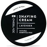 OneBlade Black Tie Shaving Cream, Lavender, 150ml