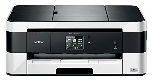 Brother MFC-J4420DW Color Inkjet MFP (35 ppm Black/27 ppm Color Print) (12 cpm Black/9 cpm Color Copy) (128 MB) (11