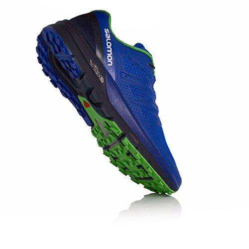 3 de Homme Chaussures Pro Bleu Blue EU Sense Trail 49 Salomon Max 7qUzzI