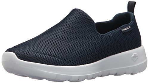 Skechers Performance Women's Go Walk Joy Walking Shoe,navy/white,5 W US by Skechers (Image #1)