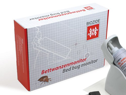 CO2 Gernerator für Bettwanzenmonitor 808