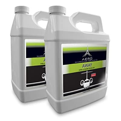 Aero 5879-2 Away Tire and Engine Degreaser - 1 Gallon, (Pack of 2): Automotive