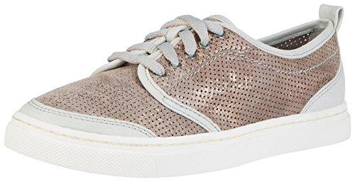 Metallo Sneakers Da Talpa 350 Basse Donna talpa Metallizzato 23600 Jana Beige zxzaCFrq