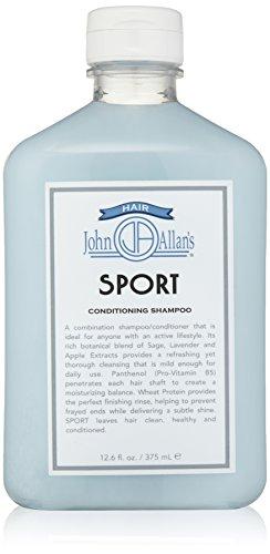 John Allans Sport Conditioning Shampoo, 12.6 Fl Oz