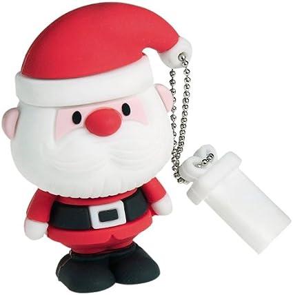 Clé Usb Noel Tribe Xmas Père Noël Clé USB 4 Go Rouge: Amazon.fr: Informatique