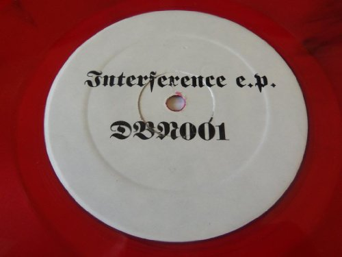 Mcbride Bass - Woody McBride - Interference e.p. - Drop Bass Network - DBN001