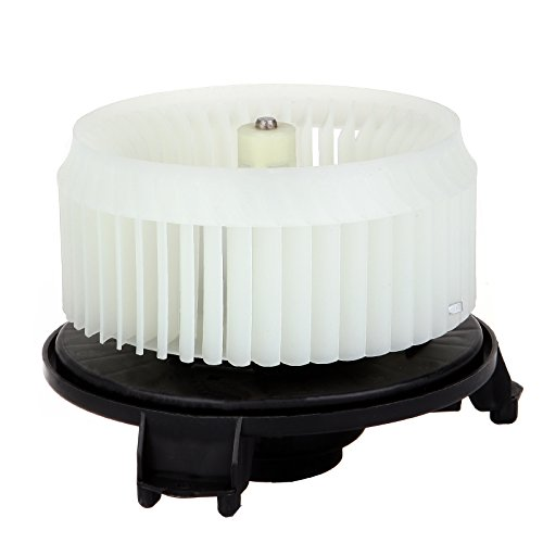 cciyu HVAC Heater Blower Motor with Wheel Fan Cage 19184662 Air Conditioning AC Blower Motor fit for 2009-2013 Toyota Corolla /2009-2014 Toyota Matrix /2006-2015 Toyota RAV4 (Rav4 Blower Resistor)