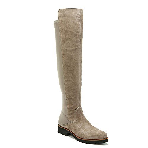 Franco Sarto Womens Benner Warmstone Suede/Stretch Lycra