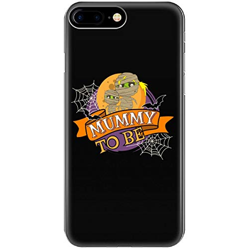 Funny Halloween Mummy to Be Costume Idea - Phone Case Fits iPhone 6 6s 7 -