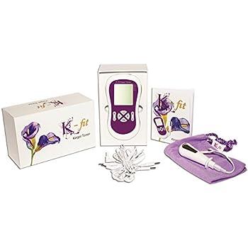 K-fit Kegel Toner - Electric Pelvic Muscle Exerciser for Automatic Kegels for WOMEN