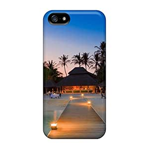 New Arrival Iphone 5/5s Cases Dining On The Beach Cases Covers