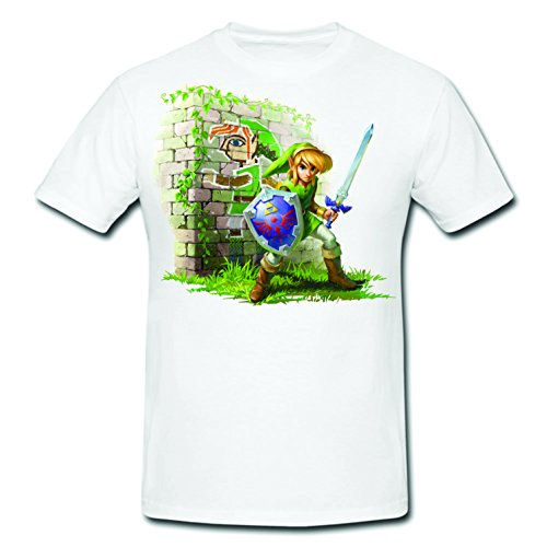 Zelda- Best Quality Costum Tshirt (5XL, WHITE)]()