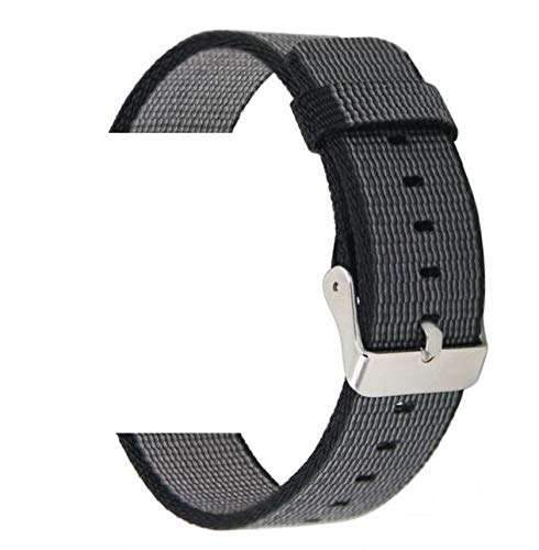 Jewh Nylon Strap Samsung Gear - Sport S2 S3 Classic Frontier - Watch Band Pebble Time