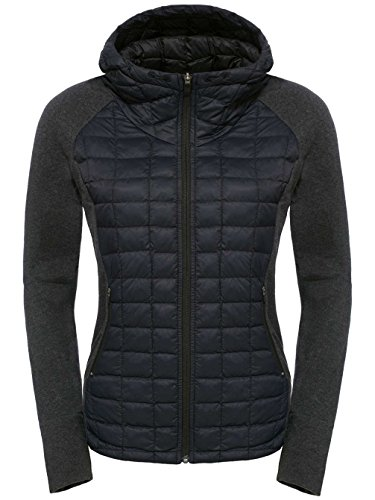 Endeavor Full Zip Jacket (The North Face Endeavor Thermoball Jacket Women's TNF Black/TNF Black Heather X-Large)