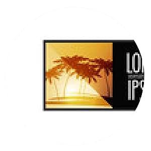 alfombrilla de ratón naturaleza insignia de la plantilla de diseño. viajes o icono de Palm árboles. - ronda - 20cm