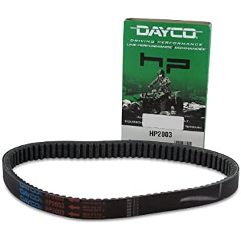 Dayco HP2003 Performance Drive Belt 2002-2003 Polaris Ranger 2x4 /& 4x4