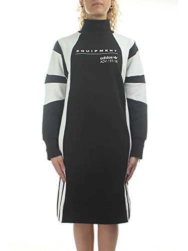 ? Robe Adidas Noir / Blanc Eqt: 2 Usa 6 Uk Xs (x-small)?
