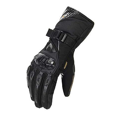 A1 XM Bruce Dillon Guanti da moto guanti da moto invernali da uomo impermeabili e antivento guanti da equitazione touch screen per moto