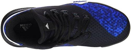 adidas Light Em Up 2 J, Zapatillas de Baloncesto Unisex Bebé Azul / Blanco / Negro (Reauni / Ftwbla / Negbas)