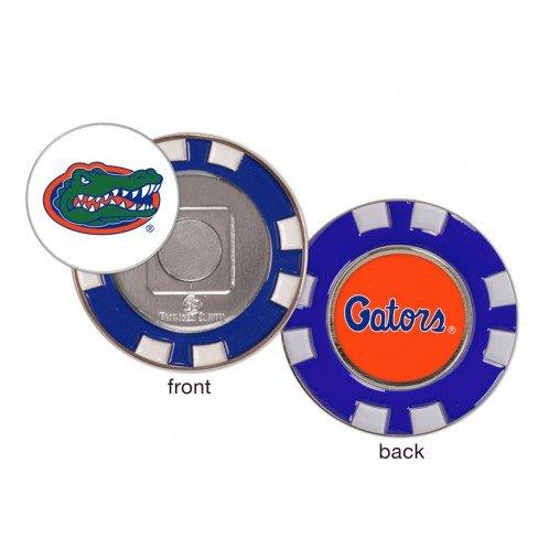 WinCraft Florida Gators UF Ball Marker Challenge Coin Poker Chip Metal by Wincraft