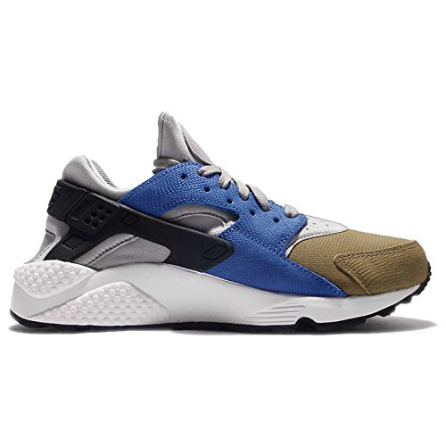 Sneaker Nike Femmes Air Huarache Courir Argento 41 (eu) -9½ (us) Argent